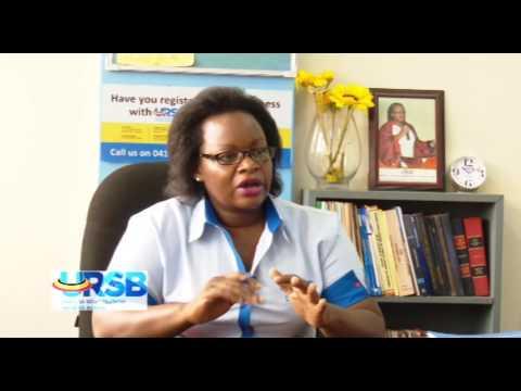 URSB: Registering businesses in Uganda