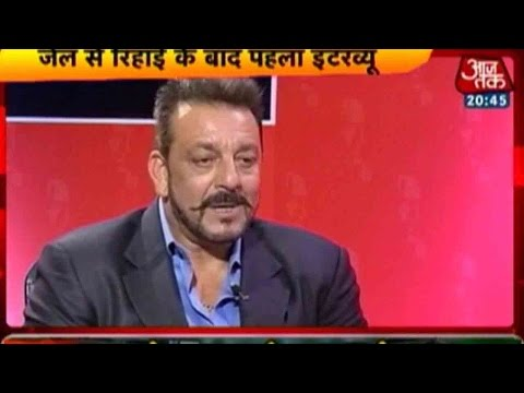 Sanjay Dutt's First Interview After His Release From Prison