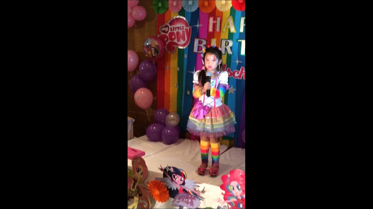 Best birthday ever #mylittlepony equestria girls rainbow