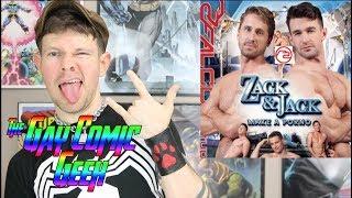 Zack & Jack Make a Porno – Falcon Studios CUT Safe for Work Gay XXX Movie Review