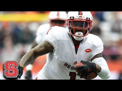 Jaylen Samuels: The Hybrid Threat for NC State