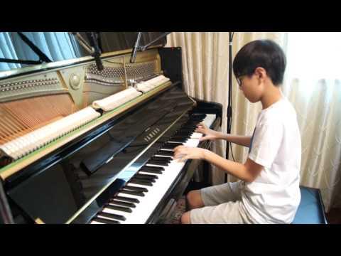 Amazing Grace - Playing yohan Kim
