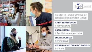 7/8 Dossier. Femmes et hommes face à la crise sanitaire