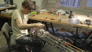 Meet the engineers who made the sugru gatling water pistol
