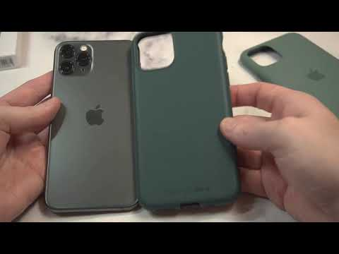 tech21 Studio Colour Pine Green Case For iPhone 11 Pro Review