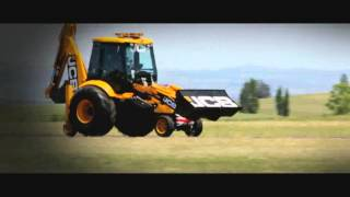 JCB GT - The World's Fastest Backhoe Loader