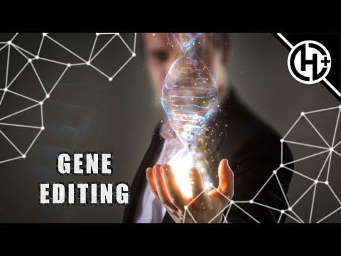 CAN WE CHANGE OUR GENES? CRISPR AND GENE EDITING