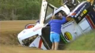 hill climb race bad crash