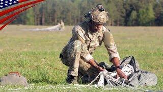 【レンジャー】米レンジャー連隊&伊アルピニ空挺連隊の空挺降下訓練