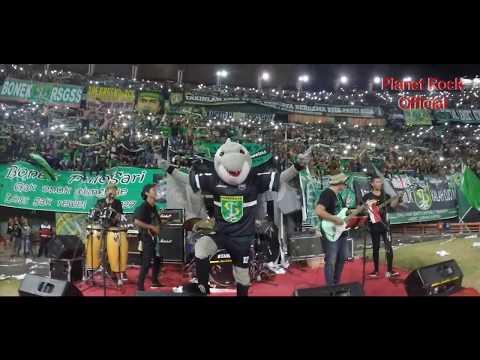 EXCLUSIVE KLANTINK FEAT BONEK BONITA  - SONG FOR PRIDE PERSEBAYA FULL HD 720