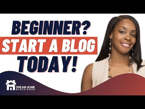 How to Start a Blog on Blogger for Beginners