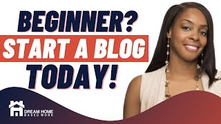 How To Start A Blog On Blogger.com: Easy Tutorial For Beginners