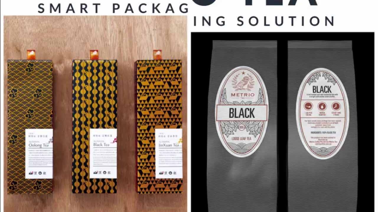 16 lovely tea packaging designs youtube
