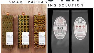 16 Lovely Tea Packaging Designs