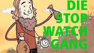 Die Stopwatch Gang - Patrick Mitchell - Geniale Coups #WV.WS