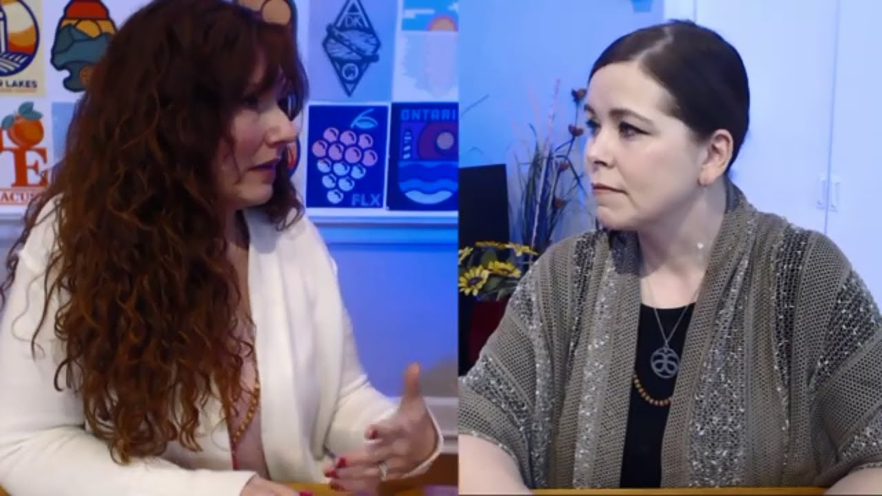 Heather Paris, Founder of Live Inspired Now .::. The Melissa Killeleagh Show 3/19/19