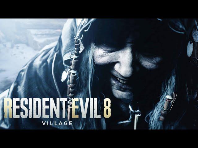 RESIDENT EVIL 8 VILLAGE PS5 FULL