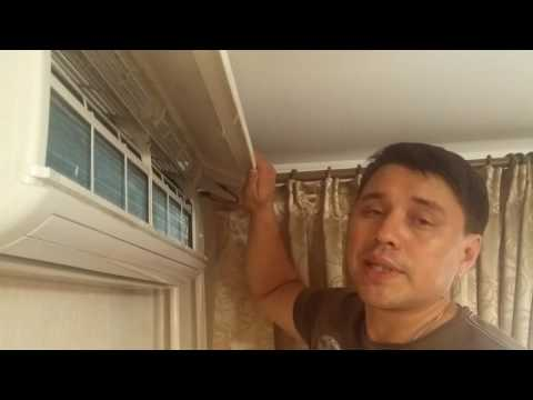 Чистка домашнего кондиционера своими руками с использованием очистителя Керри для кондиционеров