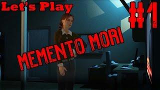 Let's Play Memento Mori [#1] (français)