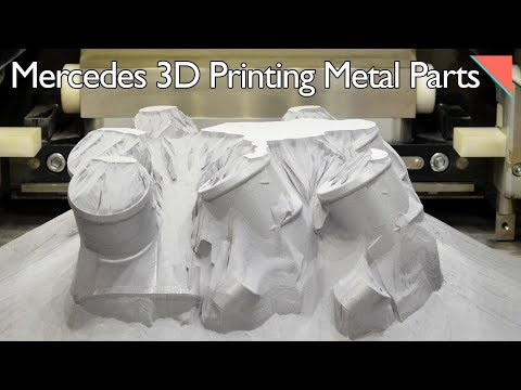 3D Printed Metal Parts, Tesla Q2 Earnings - Autoline Daily 2161