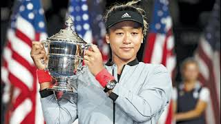 Naomi Osaka When Japan woke up to a new queen, who is she? and why? 😎