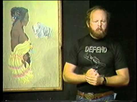1986 Rainforest Road Show: Dave Foreman & Lone Wolf Circles