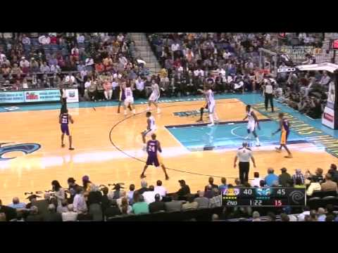 New Orleans Hornets & Los Angeles Lakers / 05.12.2012 / Highlights