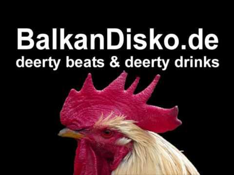 N. O. H. A. -- Balkan Hot Step Balkandisko