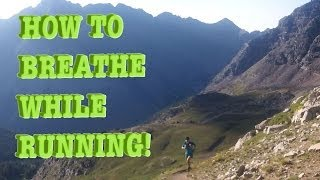 How to Breathe While Running: Running Tips and Breathing Technique to Run faster