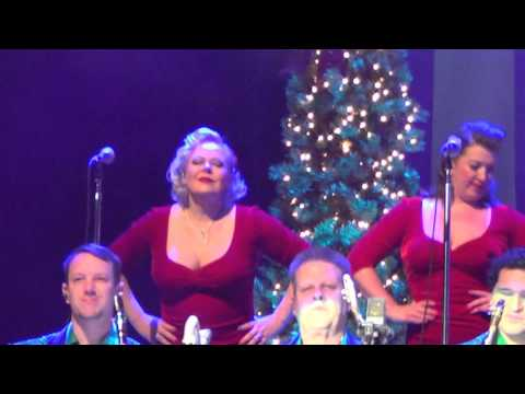 The Brian Setzer Orchestra Boogie Woogie Santa Claus Charlotte NC 2015