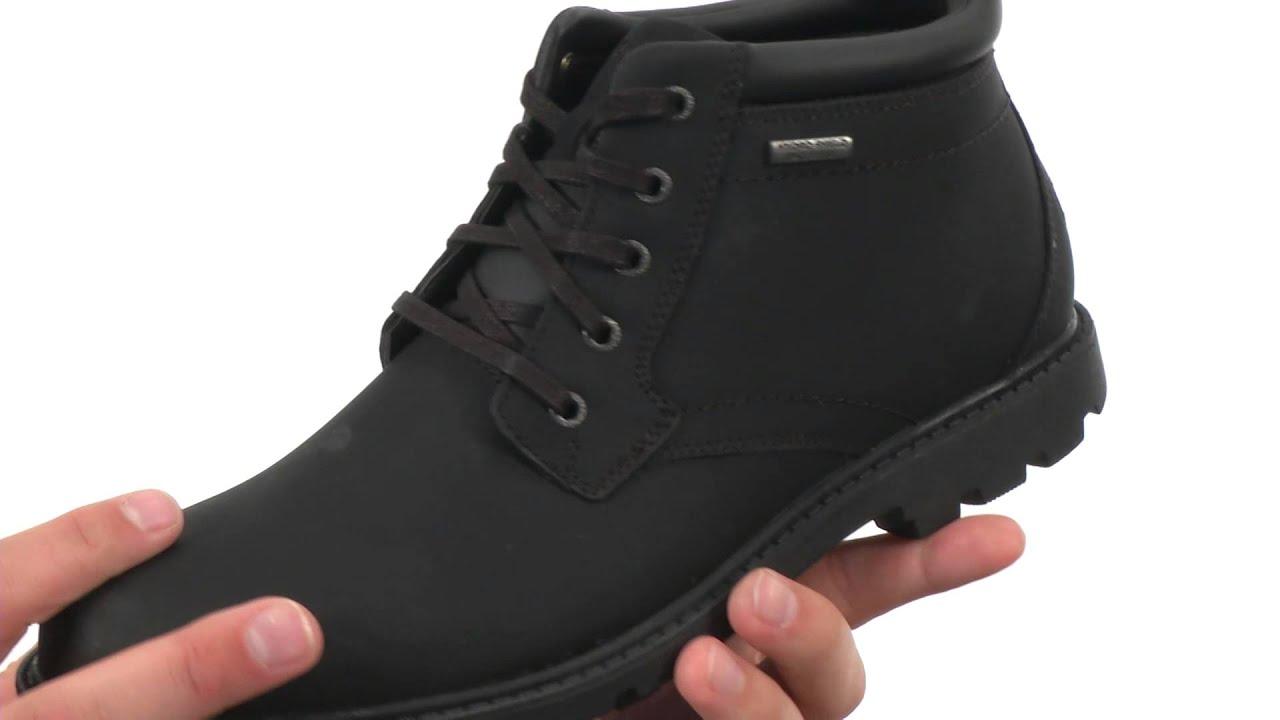 Rockport Mens Storm Surge Waterproof Sneaker