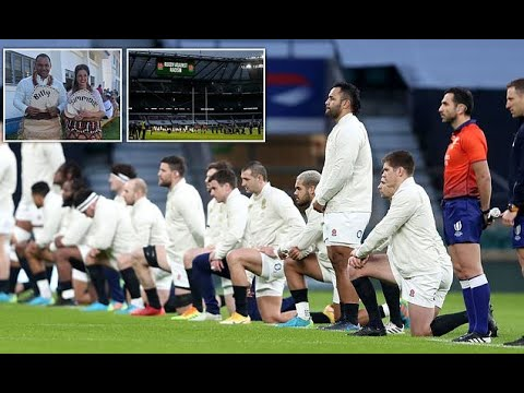 Billy Vunipola Leads Players Who Chose NOT To Kneel Against Racism