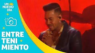 Romeo Santos hace historia en concierto con 80 mil fanáticos en NJ   Un Nuevo Día   Telemundo
