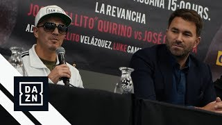 Brandon Rios vs. Humberto Soto Final Press Conference
