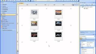 WYSIWYG Web Builder Создание фотогалереи
