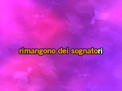 Karaoké Eros Ramazzotti   Se bastasse una canzone