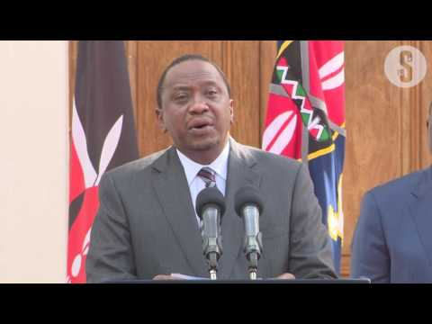 Uhuru announces joint committee on IEBC