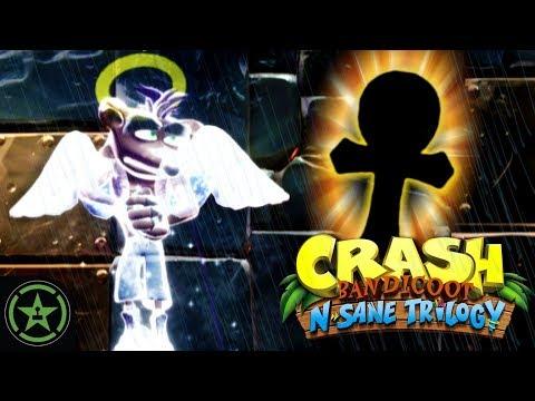 Crash Bandicoot: Michael's Descent into Stormy Ascent