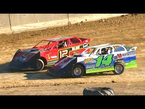 Super 6 Late Model Heat Two | Old Bradford Speedway | 6-30-19