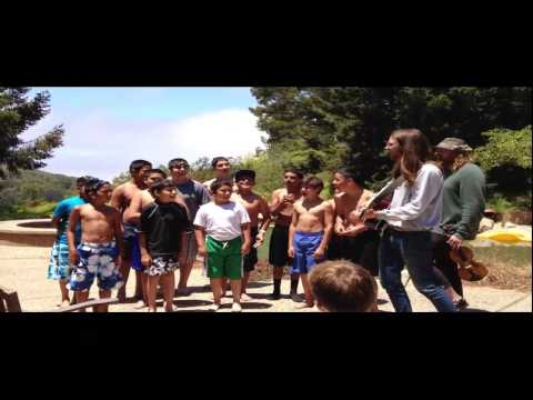 2014 Big Sur Nature Camp with Edwin Huizinga