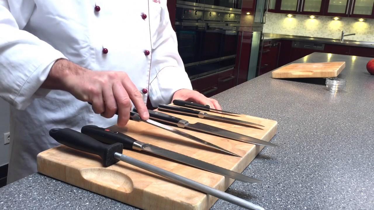Diese Messer gehören in jede Küche - YouTube