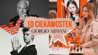 10 CIEKAWOSTEK O GIORGIO ARMANI, KTÓRE MUSISZ ZNAĆ / BĘDZIESZ W SZOKU! | CheersMyHeels