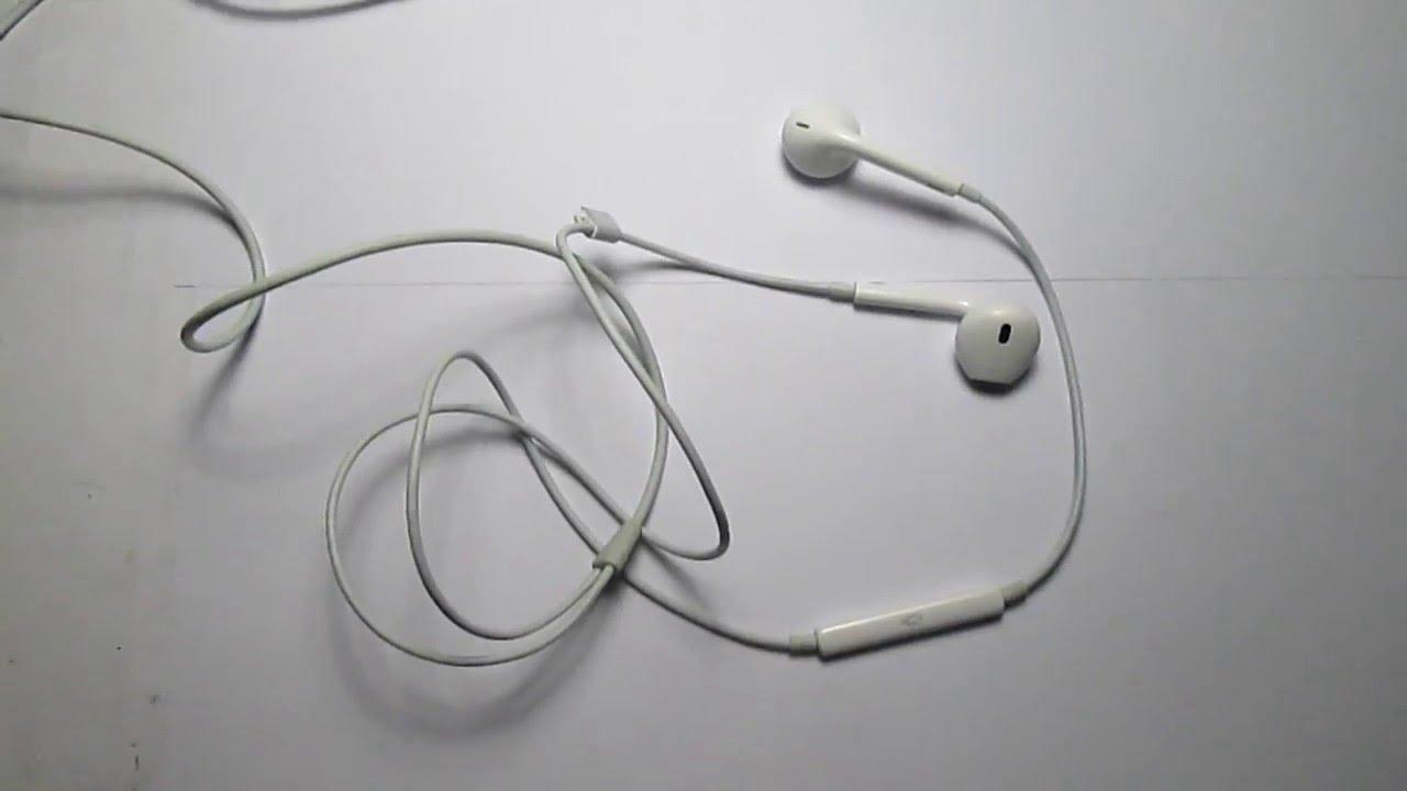 распиновка штекера наушников Iphone и их ремонт Youtube
