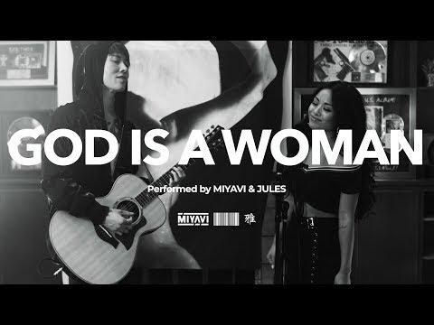 "Ariana Grande ""God Is A Woman"" - MIYAVI & Jules Aurora Cover"