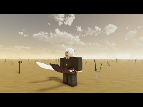 [(𝕌𝕟𝕝𝕚𝕞𝕚𝕥𝕖𝕕 𝔹𝕝𝕒𝕕𝕖 𝕎𝕠𝕣𝕜𝕤)] Fate Game Roblox (Archer) |
