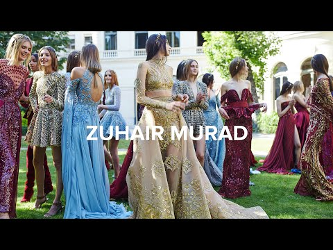 Zuhair Murad - Fall Winter 2018/2019 - Haute Couture Collection