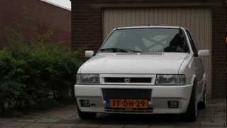 Fiat Uno 1.4 Turbo i.e. project in a nutshell