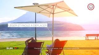 SUNTOP - Parasol SELENE - Audiovisuel Annecy