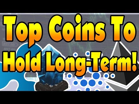 Best Long-Term Coins To Invest In For The Next 5 Years! Top Cryptocurrencies For Long-Term Gains!