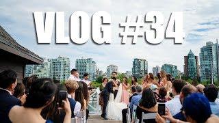Our First Wedding as Lex & Josh!!!    VLOG #34